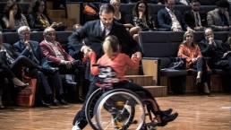 passo a due con persone con disabilità