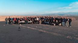 foto di gruppo galf marrakech