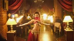 danza del ventre intrattenimento marrakech