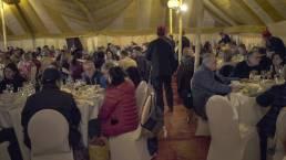cena evento a marrakech