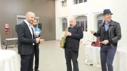 musicisti e sassofono
