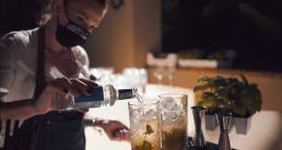 preparazione cocktail evento privato